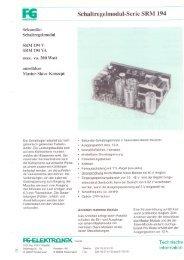 SRM 194 V_PB_TI-Test - FG-Elektronik GmbH