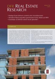 Download DFR Real Estate Research 2/2013 - Deutsche ...