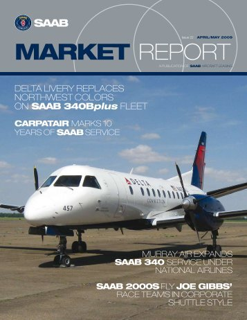 MaRKeT report - Saab Aircraft Leasing