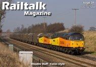 Magazine - Railtalk