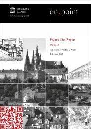 Prague City Report Q2 2012 - Jones Lang LaSalle Česká republika ...