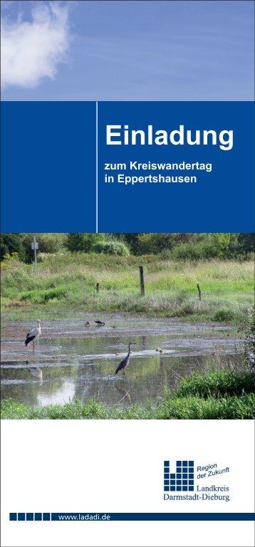 Einladung - Odenwaldklub Eppertshausen