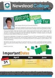 Issue 1 2011 - Tasmanian Academy