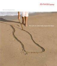 2006 Corporate Responsibility Review - The Coca-Cola Company