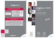 Angiotest - AEC_____Asociación Española de Cirujanos