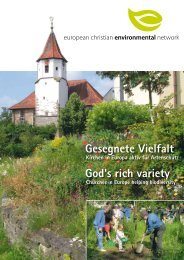 Gesegnete Vielfalt / gods rich variety - Umweltbüro der ...