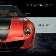 STALLONE - Mansory