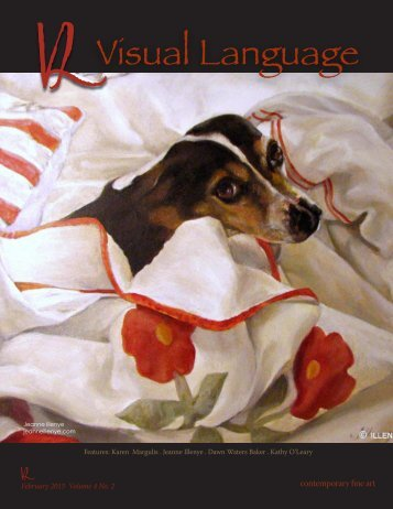 Visual Language Magazine Contemporary Fine Art Vol 4 No 2