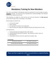 Training Booking Form