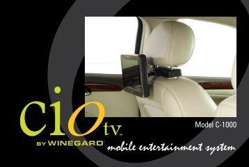 CIOtv Manual - Winegard
