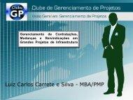 Gerenciamento de Contratações, Mudanças e ... - Crea-RJ