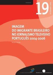 imagem do imigrante brasileiro no jornalismo televisivo português
