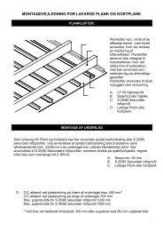Montage plank og kortplank.pdf - Moland