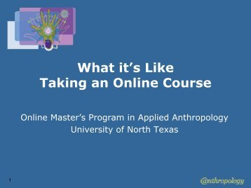anth 5620 online syllabus - unt anthropology - university of, Powerpoint templates