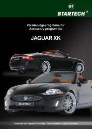 Page 1 @ smnrscu ® Accessory program for JAGUAR XK ...