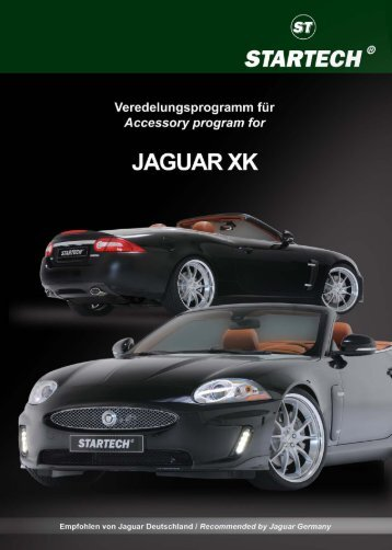 Page 1 @ smnrscu ® Accessory program for JAGUAR XK ...