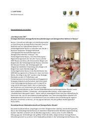 Strategie-Werkstatt - ILE | Region Lahn-Taunus