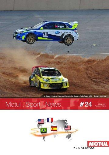 # Motul . Sport . News 24
