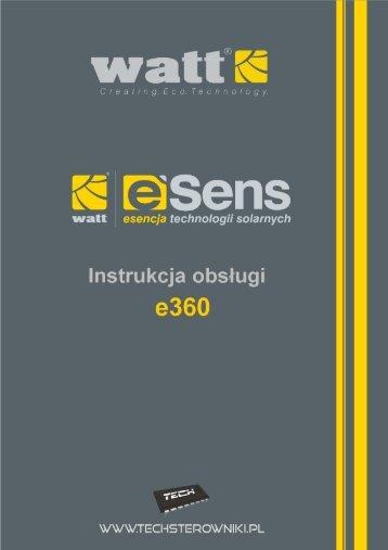 Regulator e360 - Watt