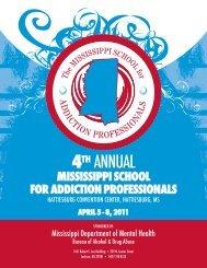 mississippi school for addiction professionals