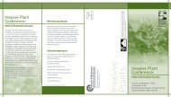 Brochure - Mid-Atlantic Invasive Plant Council