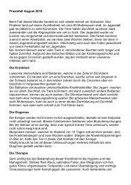 Praxisfall August10 Lawsonia.pdf - AG für Tiergesundheit