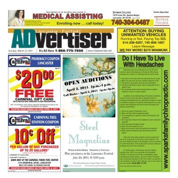 Do I Have To Live With Headaches www ... - centralohio.com