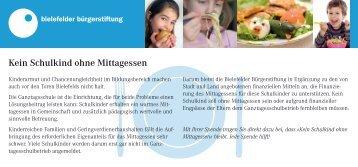 Flyer (PDF) - Bielefelder Bürgerstiftung