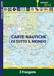 CARTE NAUTICHE Istituto Idrografico Turco - Il Frangente