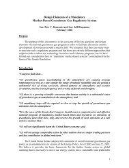 Design Elements of a Mandatory Market-Based ... - W2agz.com
