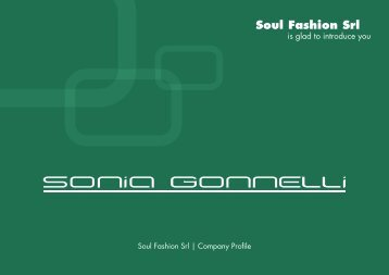 Soul Fashion Srl - Sonia Gonnelli