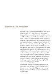 Stimmen aus Neustadt