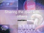Chapter 8 - Teacher Notes