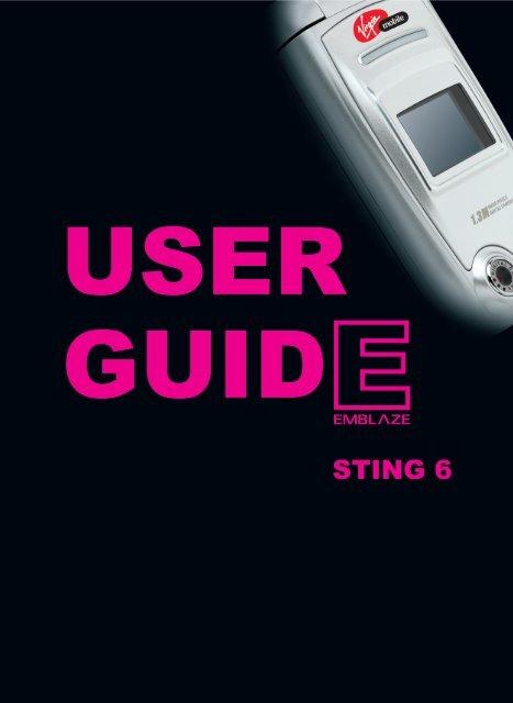 USER GUID - Virgin Media