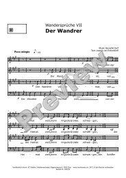 Der Wandrer - Lehrpersonen.ch