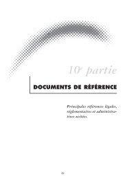 documents de référence - Trésorerie général du Gabon