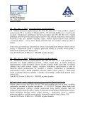 Mezilaboratorní porovnávací zkouška D1- 2008 - Page 4