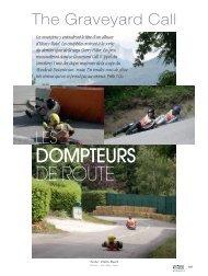 DOMPTEURS DE ROUTE - Magazine Sports et Loisirs
