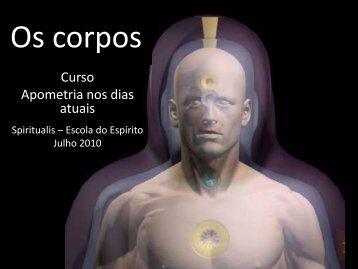 Os corpos - Spiritualis