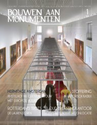 Bouwen aan monumenten # 01, 2010 Hermitage Amsterdam ...