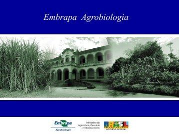 Embrapa Agrobiologia - Pesagro-Rio