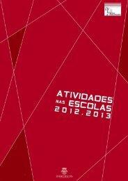 PROGRAMAS PEDAGÓGICOS   CULTURA - Município de Barcelos