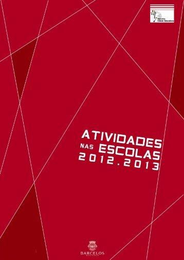 PROGRAMAS PEDAGÓGICOS | CULTURA - Município de Barcelos