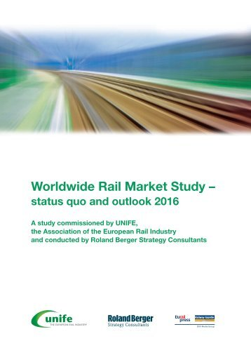Strong commitment from the Spanish rail industry - Global ...