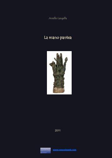 La mano pantea La mano pantea - Vesuvioweb