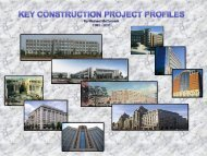 McCormick Key Project Profiles - McCormick PCS Info