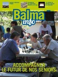 INFO + - Mairie de Balma