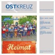 Gemeindebrief Ostkreuz - Evangelische Gemeinde Pfingst