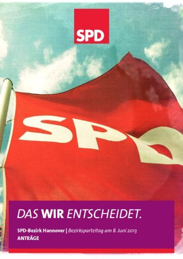 Untitled - SPD-Bezirk Hannover