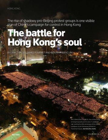 CHINA-HONGKONG